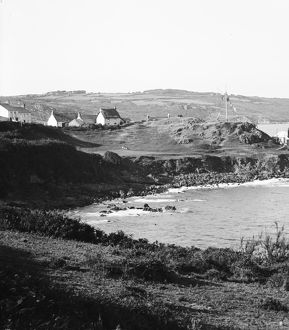 Coverack and Dolor Point, Cornwall. 1908
