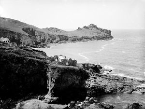 Gurnard's Head, Zennor, Cornwall. 1911