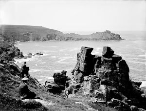 Gurnard's Head, Zennor, Cornwall. 1911.