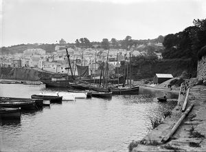 The harbour, Newlyn, Cornwall