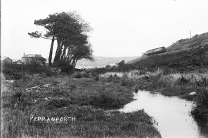 Newquay to Chacewater branch line, Cornwall, early 1900s
