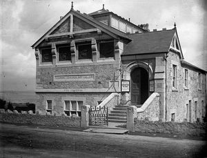 Passmore Edwards Art Gallery, Newlyn, Cornwall, c. 1900