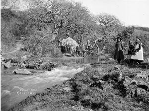 Penponds, Camborne, Cornwall. Early 1900s