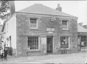Post Office, Ladock, Cornwall