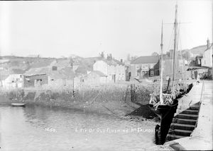 Quay and waterfront, Flushing, Cornwall