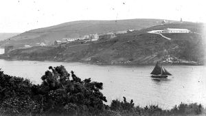 St Catherine's Point, Fowey, Cornwall