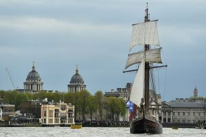 BRITAIN- FESTIVAL- TALL SHIPS-SAILING