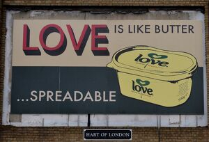 BRITAIN-LONDON-SPREAD-LOVE