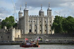 BRITAIN-TOWER OF LONDON-THAMES
