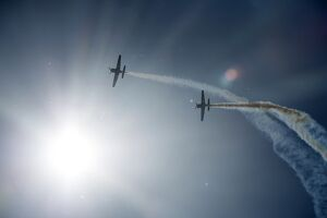 GERMANY-AEROSPACE-AIR SHOW-ILA
