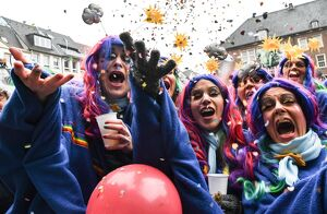 GERMANY-CARNIVAL