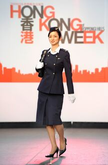 JAPAN-HKG-CATHAY PACIFIC-UNIFORMS