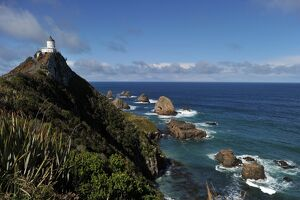NEW ZEALAND-FEATURE-LIGHTHOUSE