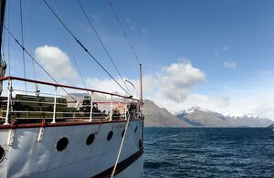 NEW ZEALAND-FEATURE-SHIP-EARNSLAW