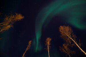 NORWAY-SPACE-WEATHER-AURORA