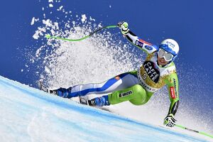 SKI-ALPINE-WOMEN-SUPER G