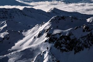 SKI-FRANCE-MOUNTAINEERING