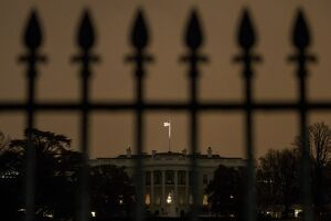 Small drone found on White House grounds
