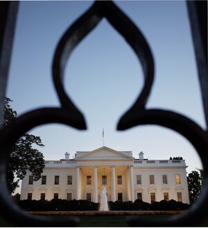 US-POLITICS-FEATURE-WHITE HOUSE