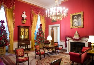 US-POLITICS-WHITE-HOUSE-DECORATIONS