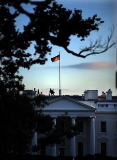 US-POLITICS-WHITE HOUSE-SECURITY