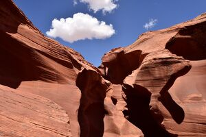 US-TOURISM-ANTELOPE CANYON