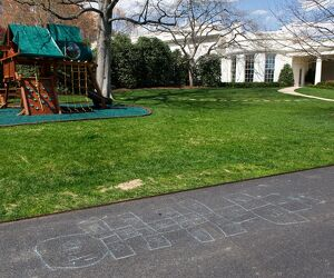 US-WHITE HOUSE-PLAY AREA