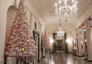 The White House Is Decorated For The 2016 Holidays