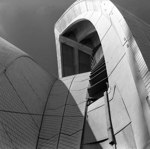 Opera House Sails. Fifth Facade, 1973.