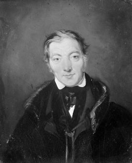 Robert Owen (oil on canvas)