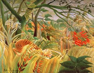 tiger tropical storm surprised 1891 oil