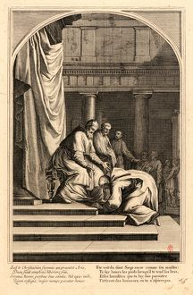 Anonymous after Eustache Le Sueur (French, 1616 - 1655). The Life of Saint Bruno