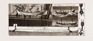 THE ARCTIC EXPEDITION, 1875: PATENT BOAT LOWERING APPARATUS
