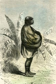Conibo Mother, Peru, 1869