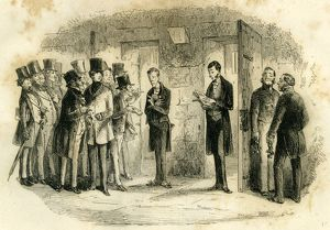 David Copperfield, I am shown two interesting penitents