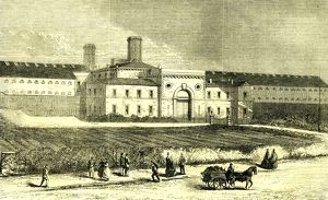 Dublin; Ireland; 1866; Mountjoy Prison