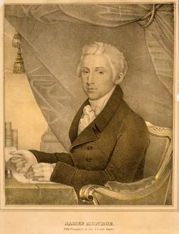 James Monroe, fifth President of the United States; D.W. Kellogg & Co.,; [between 1830