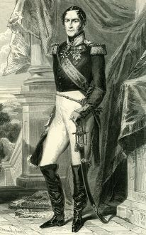 Leopold the first, King of Belgium, Belgium