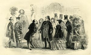 Little Dorrit, The family dignity is affronted