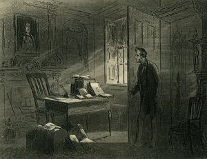 Little Dorrit, The Room with the Portrait