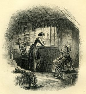 Little Dorrit, The Story of the Princess