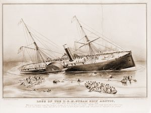 Loss of the U.S.M. steam ship Arctic: off Cape Race Wednesday September 27th 1854; N