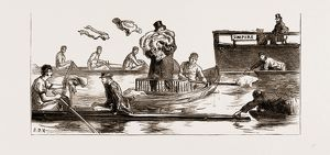 THE OXFORD AND CAMBRIDGE BOAT RACE: NOTES FROM THE PRESS BOAT, 1875