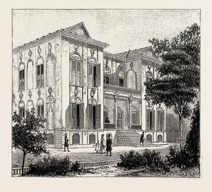 PERSIAN HOUSE, NEW STYLE, 1889