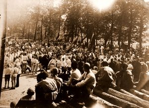 Spartakiad, Petrograd, Saint Petersburg, Summer 1920, Russia, sporting event was