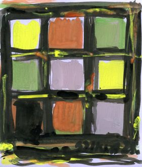Susan Szikra, Poetic mind, a journey through colors. Abstract expressionism