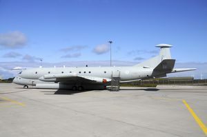 Hawker Siddeley Nimrod MR2 of the Royal Air Force