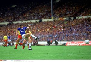 1984 FA Cup Final - Everton v Watford - Wembley Stadium - 19/5/84