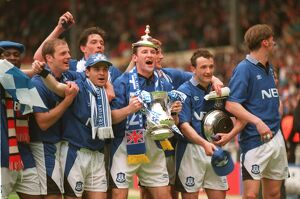 1995 FA Cup - Final - Everton V Manchester United