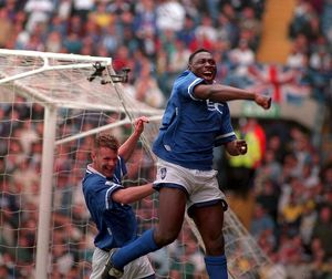 1995 FA Cup - Semifinal - Everton v Spurs
